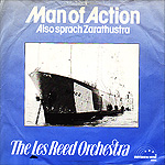 single Les Reed - Man of Action